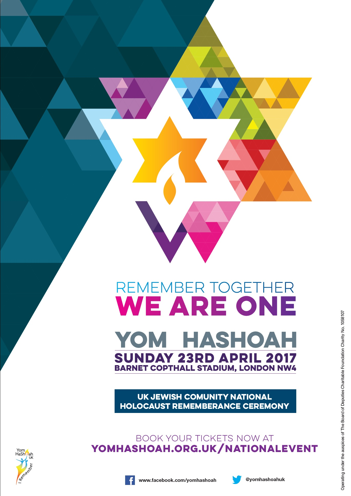National Yom HaShoah Commemoration