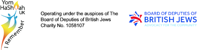 Operating under the auspices of The Board of Deputies of British Jews Charity No. 1058107
